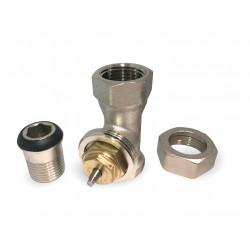 "Thermostat flow fitting valve passage 1/2 "" - BLR502 - 1"