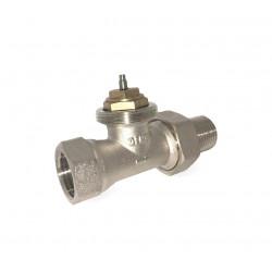 "Thermostat flow fitting valve passage 1/2 "" - BLR502 - 4"