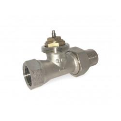 """Thermostat Vorlaufverschraubung Ventil Durchgang 1/2"""" - BLR502 - 5"""