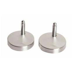 Aloni Toilet Luxury Seat Soft Close Soft Close Toilet Seat Duroplat White - AL0402 - 1