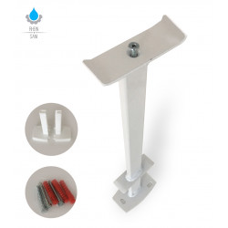Stand Consoles Radiator Universal Stand Mount Stand 400mm - BLR325 - 1
