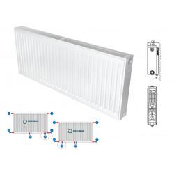 Belrad Type 22 Universal radiator valve radiator medium connection with 8 connections T22 900 x 700 (HXB) -1677W - M22900700 - 0