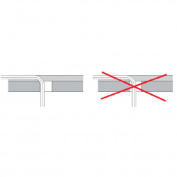 Pressfitting Kupplung 26x26 Aluverbundrohr Mehrschichtverbundrohr Rohr - BLR50 - 7