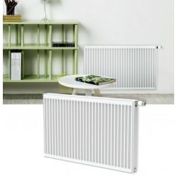 Belrad Type 22 Universal radiator valve radiator medium connector with 6 connections 300 x 1000 (HXB) -982W - ST-E223001000 - 1
