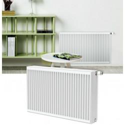 Borrrad Type 33 Universal radiator valve radiators Center connection with 6 connections 300 x 1400 (HXB) -1889W - ST-E333001400 - 1