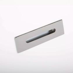 Aloni quadro freestanding bathtub acrylic white square 180 x 80 cm - FB6102 - 2