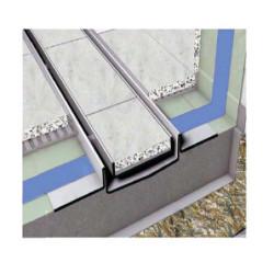 Edelstahl Duschrinne Bodenablauf Ablaufrinne Duschablauf Ablauf Fliesen 90cm - AL-DR1090 - 5