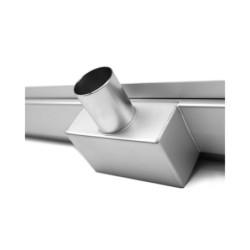 Edelstahl Duschrinne Bodenablauf Ablaufrinne Duschablauf Ablauf Fliesen 90cm - AL-DR1090 - 7