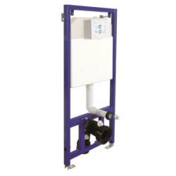 Belvit Trockenbau Vorwandelement, Montageelement für Wand-WC - BV-VR2001 - 0