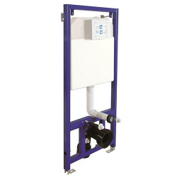 Unterputzspülkasten Vorwandelement Spülkasten Montageelement WC Trockenbau - BV-VR2001 - 0