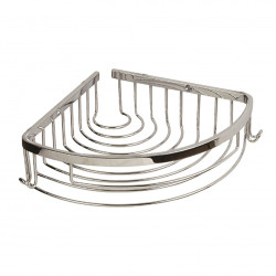 Shower tray angle 18 x 18 cm chrome - BA11072-18 - 0