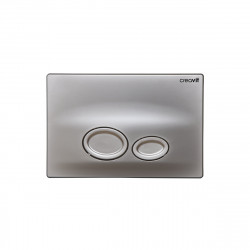 Creavit Drop WC Betätigungsplatte chrom matt - GP2003.00 - 0