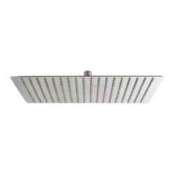 Aloni rain shower head shower Square 40 x 40 cm chrome - SH4000 - 0