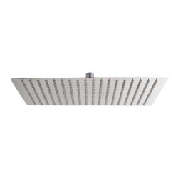Aloni Regendusche Brause Quadrat 40x40 cm chrom - SH4000 - 0