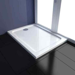 Shower cup Acryl 80x80x4 cm - SW-30905 - 2