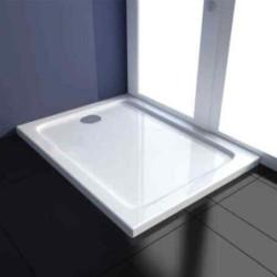 Shower cup acrylic 160x90x4 cm - SW-40407 - 1