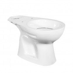 Aloni Stand-WC mit Taharet/Bidet/Dusch-WC Funtkion Abgang Boden - VT1025 - 0