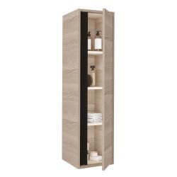 Sharp tall cabinet (HXBXT) 135 x 35 x 35 cm - BD135.SHP.07 - 3