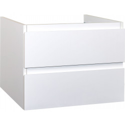 Sally Bathroom Base cabinet 80 cm white high gloss - SLY080.02A - 2