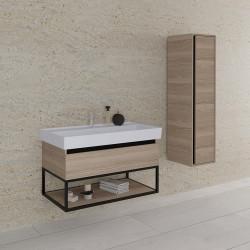 Sharp Badezimmer Unterschrank 100 cm - SHP100.07 - 1