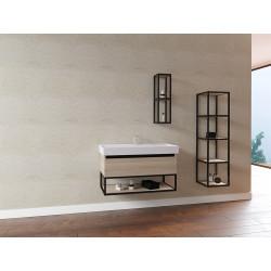 Sharp Badezimmer Unterschrank 60 cm - SHP060.07 - 1