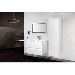 Sally bathroom cabinet 100cm white high gloss - SLY100.02A - 3