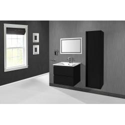 Sally bathroom cabinet 60 cm black matt - SLY060.06A - 3