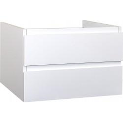 Sally Badezimmer Unterschrank 100 cm Weiß matt - SLY100.01A - 1
