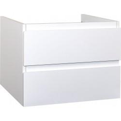Sally Bathroom Base cabinet 80 cm white matt - SLY080.01A - 0