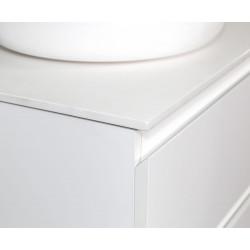 Sally Bathroom Base cabinet 80 cm white matt - SLY080.01A - 1