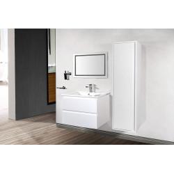 Sally Bathroom Base cabinet 80 cm white matt - SLY080.01A - 2
