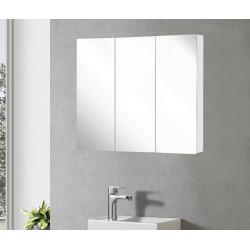 Sally bathroom mirror cabinet 100 x 60 cm - SLY100.U - 1
