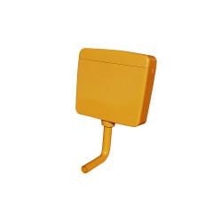 Belvit Topazio Curry Spülkasten Aufputzspülkasten Start-Stopp-Funktion 3/9L - BV-AP6003 - 0