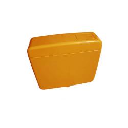 Belvit Topazio Curry Spülkasten Aufputzspülkasten Start-Stopp-Funktion 3/9L - BV-AP6003 - 1