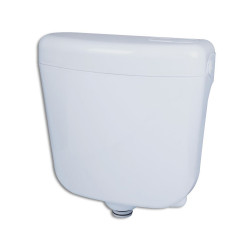 Surface-mounted cistern AP surface-mounted cistern for free-standing toilet Whte - BV-AP1001 - 2